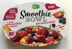 Netto Smoothie Bowl mit Früchten und Cerealien