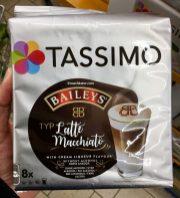 Tassimo Baileys Typ Latte Macchiato
