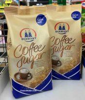 Diamant Coffee Sugar mit feiner Karamellnote