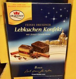 Dr Quendt Feines Dresdner Lebkuchen Konfekt mit Gewürznote