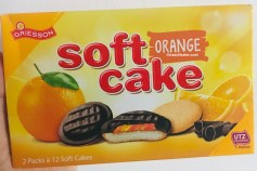 Griesson soft cake Orange Kekse