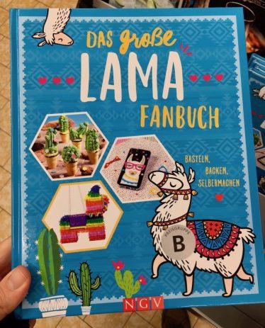 Lidl Lama Fanbuch NGV