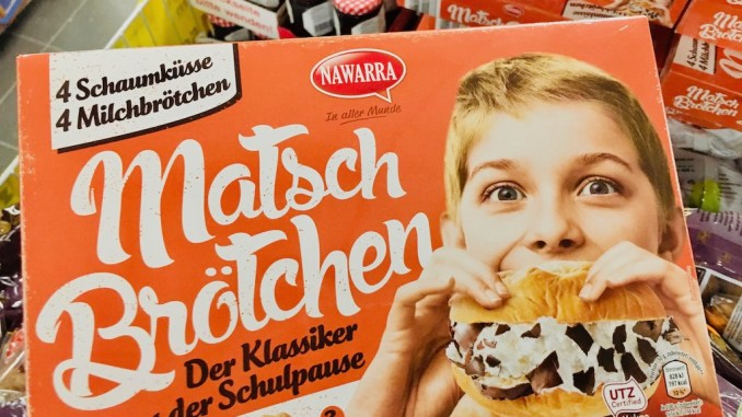 Nawarra Matschbrötchen Set