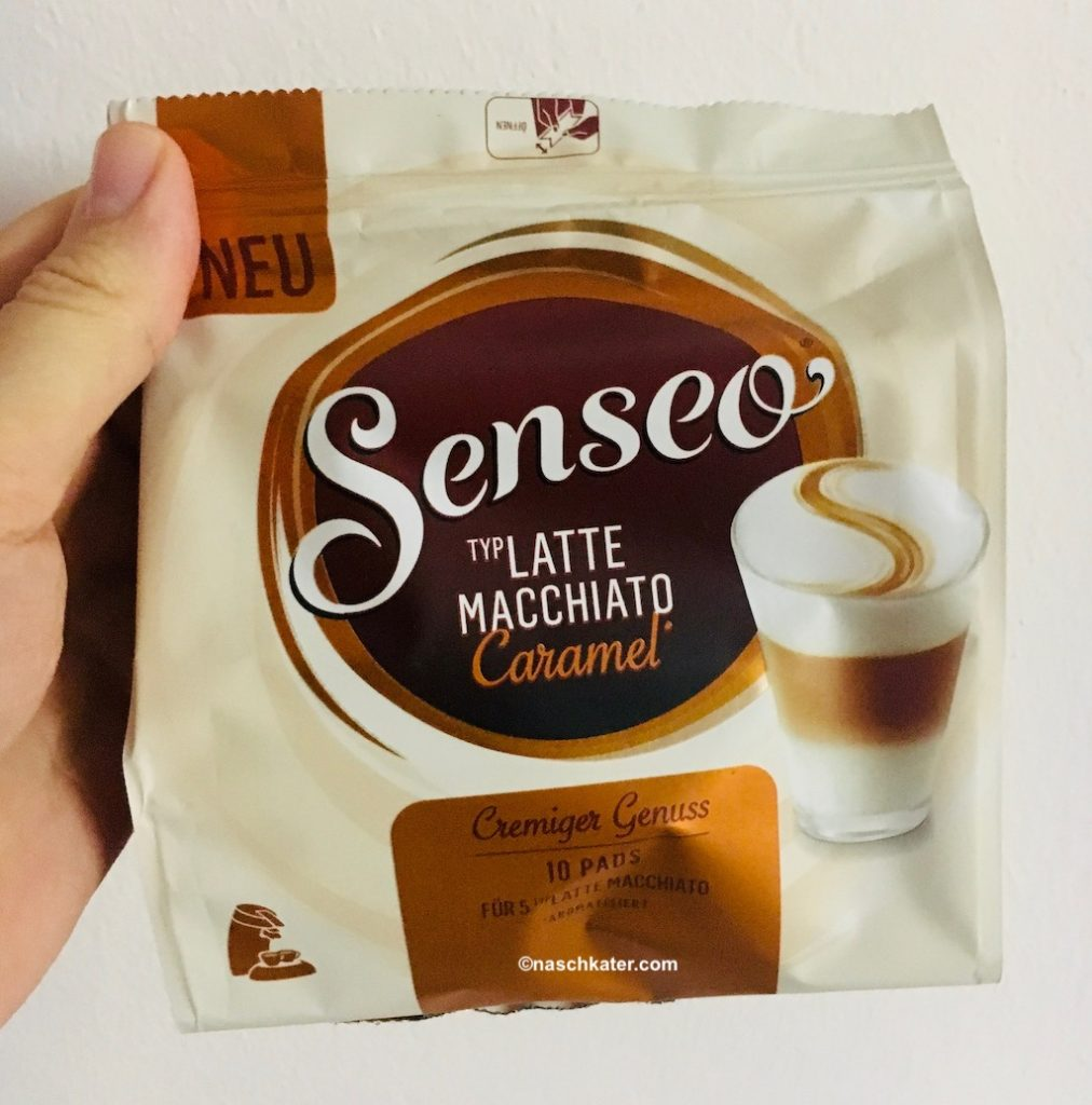 Senseo Typ Latte Macchiato Caramel