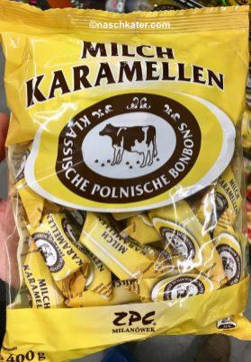 ZPC Milch Karamellen Klassische Polnische Bonbons Kuhbonbons
