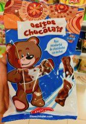 Dolis Ositos de Chocolate Marshmallow mit Schokoladenüberzug Spanien
