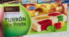 Hacendado Calidad Suprema Turron de Fruta
