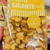 Hacendado Maiz Frito Gigante 150 Gramm Frittierter Riesenmais als Snack