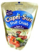 Capri Sun Fruit Crash