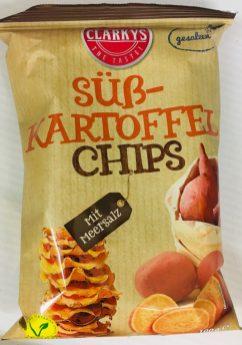 Netto Clarkys Süßkartoffel-Chips