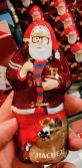 Hachez Weihnachtsmann Schokoladen-Hohlfigur 2018