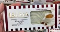 Lacasa Turron de Chocoalte y Café