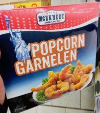 Lidl Mcennedy Popcorn Garnelen