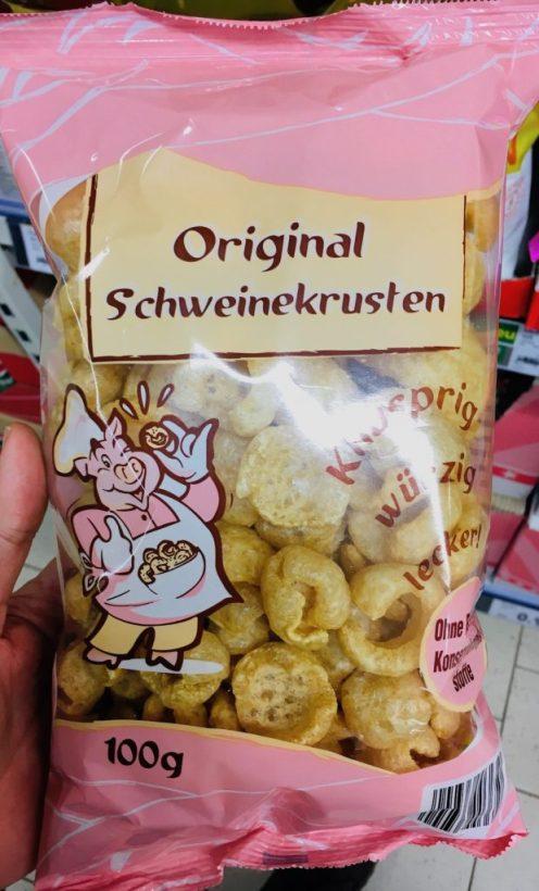 Original Schweinekrusten