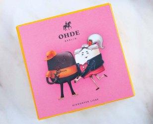 Ohde Valentine von Rixdorf Rixdorfer Liebe-einfarbig