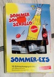 Sinalco Sommer-Eis 10 Stangen