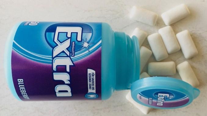 Wrigleys EXTRA Blueberry Dose