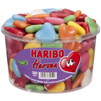 Haribo Herzen Dose 150 Stück