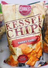 Clarkys Kesselchiüs Sweet Chili 150g