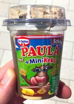DrOetker Paula Schokopudding+Minikeks