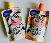 E. Wedel Milch- und Karamel-Cremes aus der Tube Polen