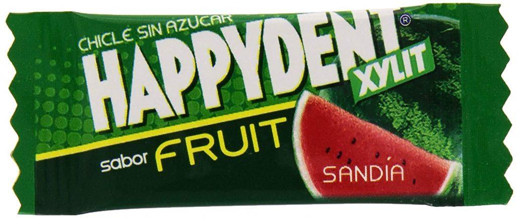 Happydent Xylit Sandia Wassermelone