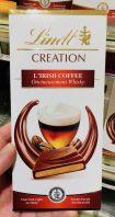 Lindt Creation Irish Coffee Whiskey