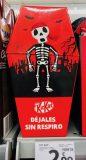 Nestle KitKat Dejaöes sin Respiro Halloween-Verpackung