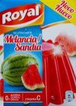 """Wackelpudding von """"Royal"""" (Mondelez) mit Wassermelonengeschmack."""