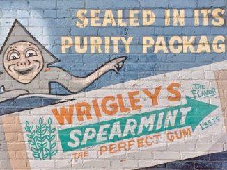 Wrigley's Gum Advert Bildnachweis: CC0 via pixabay.com