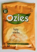 big oz Ozies gluten free fajita snacks Chips