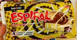 bonArea Espiral Weichkuchen Taler Spanien