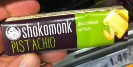 shokomonk Pistazie Bar