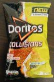 Doritos Collisions Honey Glaced Ribs+Lemon Blast Tortiallas