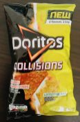 Doritos Collisions Honey Glaced Ribs+Lemon Blast Tortiallas