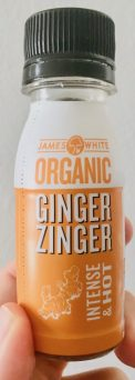 James White Organic Ginger Zinger Intense+Hot