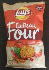Lays Cuites au Four Tomate+Kräuter Chips