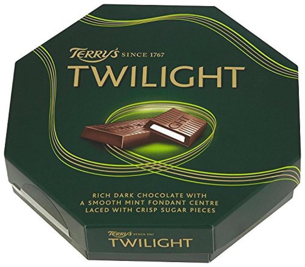 Terry's Twilight Schokolade-Minze