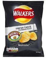 Walkers Marmite Kartoffelchips 32g
