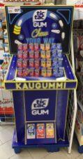 Ferrero tictac Gum Chew your Way Display real