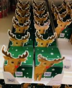 Ritter Sport Mini Elch Saisonverpackung Weihnachten
