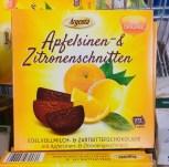 Aldi Argenta Apfelsinen- und Zitronenschnitten