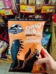 Cosmo Jurssic World Dino Munch Shaped Puff Corn Salted Caramel