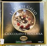 Gallo Le Torte Gallo Cioccolato e Nocciola 1000Gramm