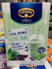 Krüger You Sommer Shake Minze-Schokolade
