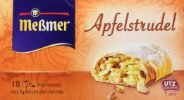 Meßmer Teebeutel Apfelstrudel-Geschmack