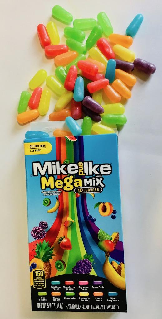 Mike And Ike Megamix 141 Gramm Rainbow