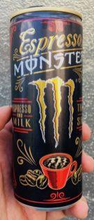 Monster Energydrink Espresso+Milk Dose
