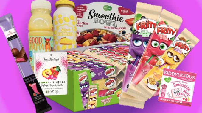Smoothie-Süßigkeiten naschkater-com