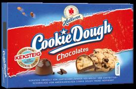 Halloren Sonderedition im Sommer 2019: Cookie Dough-Schokolade = Keksteig-Halloren!